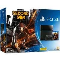 kupit-Игровая приставка Sony PS4 500GB A CHASSIS UK/B+INFAMOUS-v-baku-v-azerbaycane